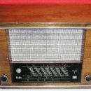 Radios de válvulas: RADIO SABA 461 GWK FUNCIONANDO . Lote 7031205