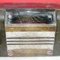 Radios de válvulas: RADIO ORION AÑOS 40. Lote 1231546