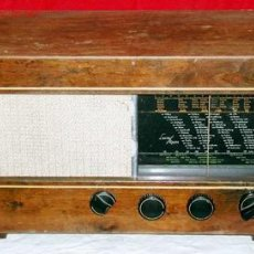 Radios de válvulas: RADIO LUXOR . Lote 6346148