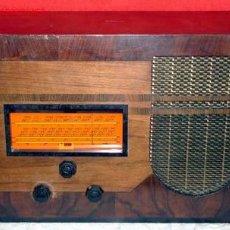 Radios de válvulas: RADIO MARCONI AÑOS 30. Lote 12479842