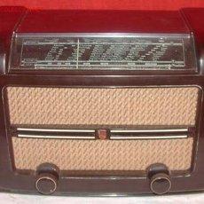Radios de válvulas: RADIO PHILIPS BAQUELITA . Lote 7367813
