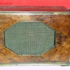 Radios de válvulas: RADIO RADIOLA AÑOS 30. Lote 12479727