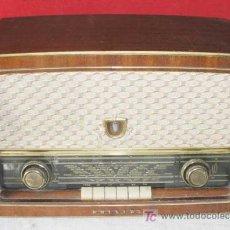 Radios de válvulas: RADIO PHILIPS. Lote 12508976