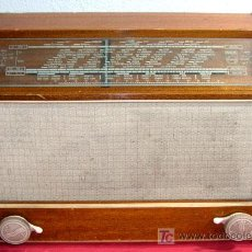 Radios de válvulas: RADIO PHILIPS 790 U 19. Lote 7367780