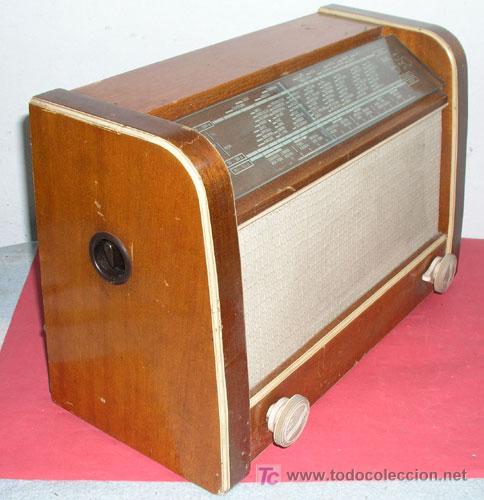 Radios de válvulas: RADIO PHILIPS 790 U 19 - Foto 2 - 7367780