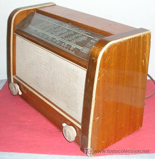 Radios de válvulas: RADIO PHILIPS 790 U 19 - Foto 3 - 7367780