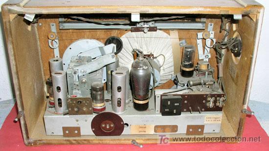 Radios de válvulas: RADIO PHILIPS 790 U 19 - Foto 4 - 7367780