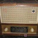 Radios de válvulas: RADIO GRANDE, MARCONI. Lote 26806094