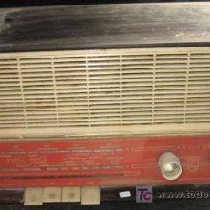 Radios de válvulas: RADIO PHILIPS DE BAQUELITA. Lote 27574909