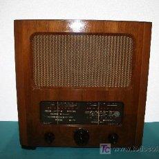 Radios de válvulas: RSDIO ANTIGUO. Lote 6809732