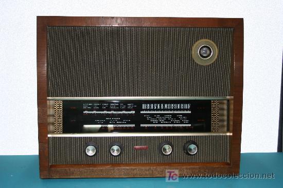 RECEPTOR MURPHY (Radios, Gramófonos, Grabadoras y Otros - Radios de Válvulas)