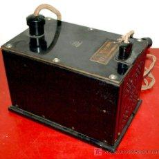 Radios de válvulas - ELIMINADOR DE BATERIAS RADIOLA AÑO 1928 - 12479735