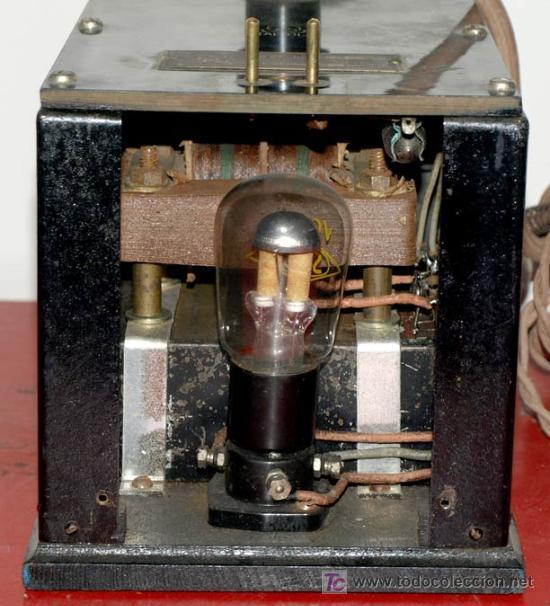 Radios de válvulas: ELIMINADOR DE BATERIAS RADIOLA AÑO 1928 - Foto 5 - 12479735