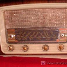Radios de válvulas: RADIO VALVULAS. Lote 10786483