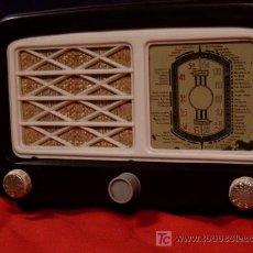 Radios de válvulas: RADIO . Lote 7840947