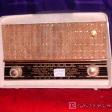 Radios de válvulas: RADIO VALVULAS . Lote 7841081
