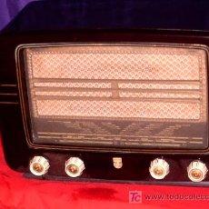 Radios de válvulas: RADIO PHILIPS. Lote 7841400