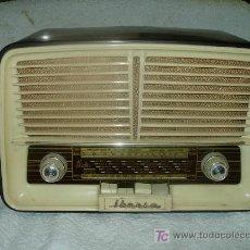 Radios de válvulas: RADIO IBERIA MOD. D-132 NO FUNCIONA. Lote 27095020
