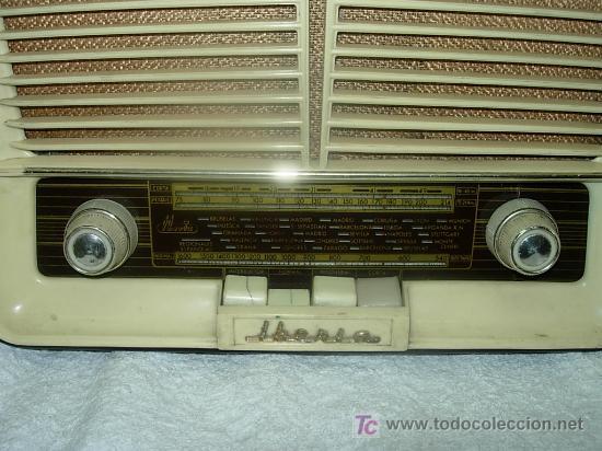 Radios de válvulas: Radio IBERIA Mod. D-132 NO FUNCIONA - Foto 8 - 27095020