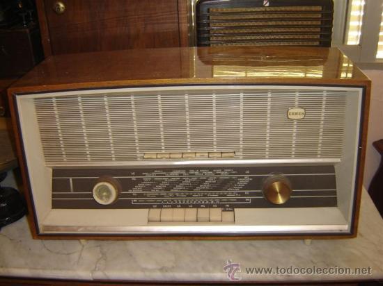 RADIO VALVULA ERRES (Radios, Gramófonos, Grabadoras y Otros - Radios de Válvulas)