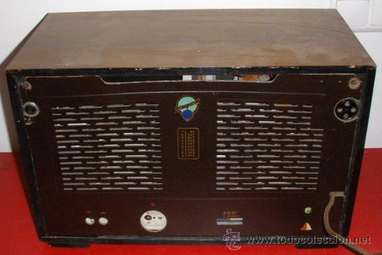 Radios de válvulas: RADIO BLAUPUNKT 6W97 FUNCIONANDO - Foto 2 - 5955043