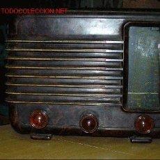 Radios de válvulas: RADIO GROOM. Lote 26975757