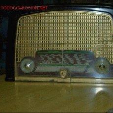 Radios de válvulas: RADIO PHILIPS. Lote 27095021