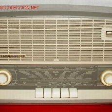 Radios de válvulas: RADIO CONSERTINO. Lote 12508984