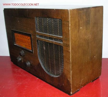Radios de válvulas: - Foto 2 - 12479842