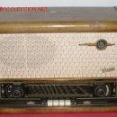Radios de válvulas: RADIO GRAETZ SUPER 171W FUNCIONANDO. Lote 8688507