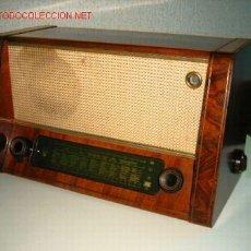 Radios de válvulas: RADIO A VALVULAS BLAUKPUNKT F510 (FUNCIONA). Lote 24771783