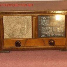 Radios de válvulas: RADIO A VALVULAS MENDE( NO FUNCIONA). Lote 24771778