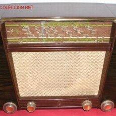 Radios de válvulas: RADIO PHILIPS FUNCIONANDO. Lote 12479838