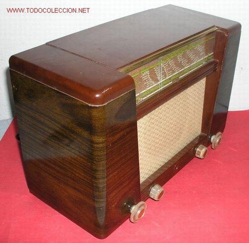 Radios de válvulas: RADIO PHILIPS FUNCIONANDO - Foto 3 - 12479838