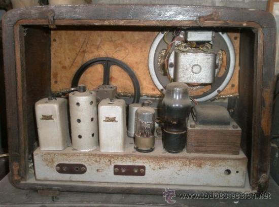 Radios de válvulas: Radio - Foto 2 - 24068475