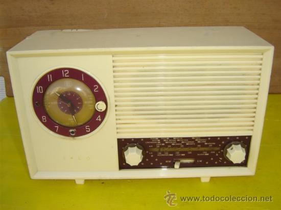 RADIO DE VALVULA EKCO (Radios, Gramófonos, Grabadoras y Otros - Radios de Válvulas)
