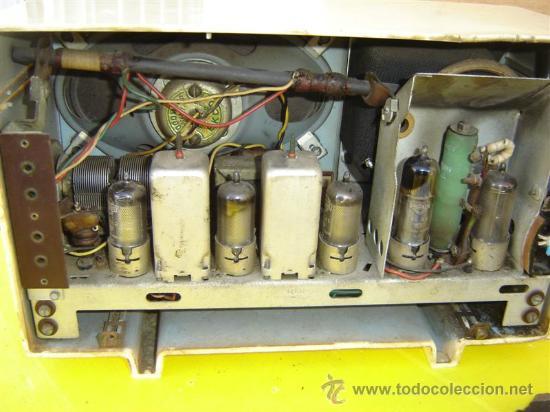 Radios de válvulas: radio de valvula ekco - Foto 4 - 10580986