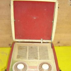 Radios de válvulas: RADIO DE VALVULA VIDOR. Lote 10581084