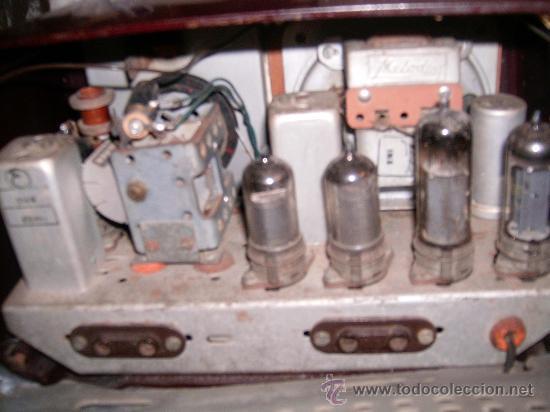 Radios de válvulas: radio - Foto 2 - 7840947