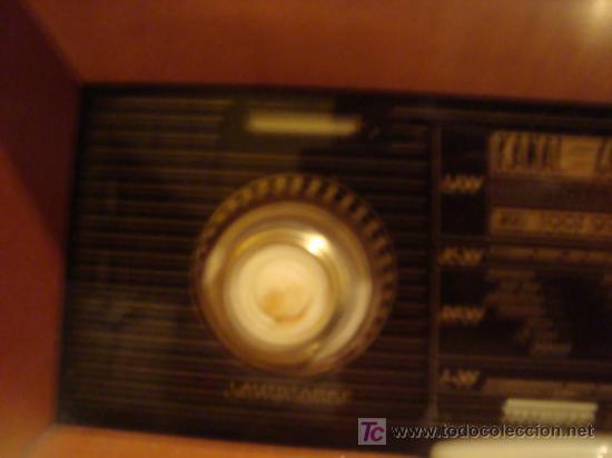 Radios de válvulas: magnifica radio mueble, decoracion - Foto 3 - 26615575