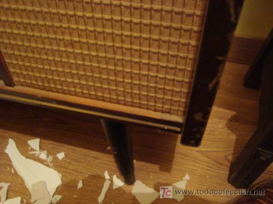 Radios de válvulas: magnifica radio mueble, decoracion - Foto 4 - 26615575