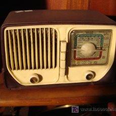 Radios de válvulas: RADIO ANTIGUA. Lote 26154883
