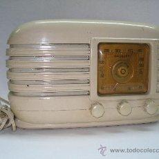 Radios de válvulas: CROSLEY RADIO CORP. RADIO SINTONIZADOR MODELO 56XTW . FUNCIONANDO . CINCINATI OHIO USA. AÑOS 40. Lote 26159194