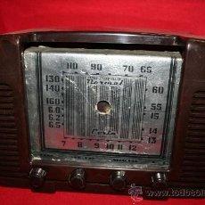 Radios de válvulas: RADIO ANTIGUA ANYLA. Lote 27392689