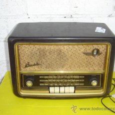 Radios de válvulas: RADIO ANTIGUA BUSH. Lote 12456659
