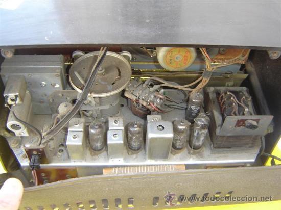 Radios de válvulas: radio antigua Bush - Foto 4 - 12456659