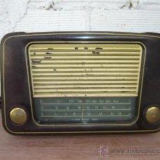 Radios de válvulas: RADIO DE VALVULA SABA. Lote 13041043