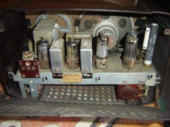 Radios de válvulas: radio de valvula Saba - Foto 2 - 13041043
