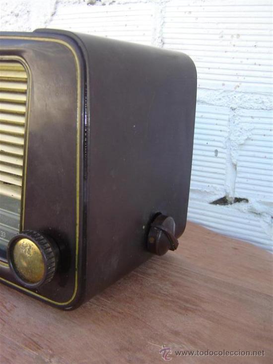 Radios de válvulas: radio de valvula Saba - Foto 3 - 13041043