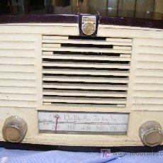 Radios de válvulas: RADIO PHILIPS. Lote 26450860
